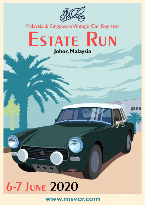The MSVCR Estate Run – Postponed