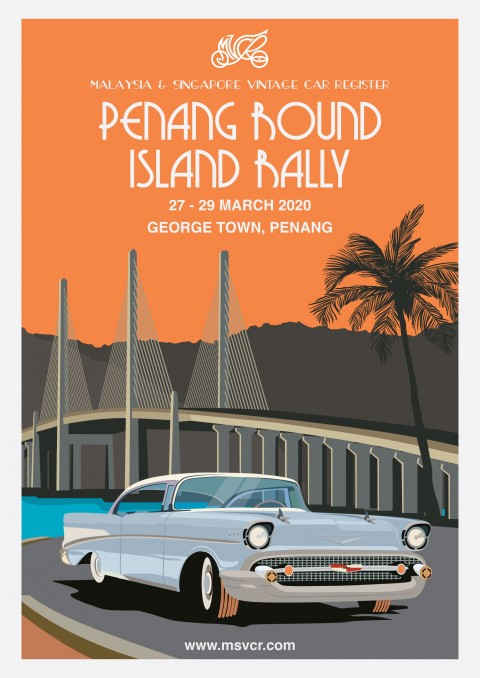 Penang Round Island Rally is on again for 2020