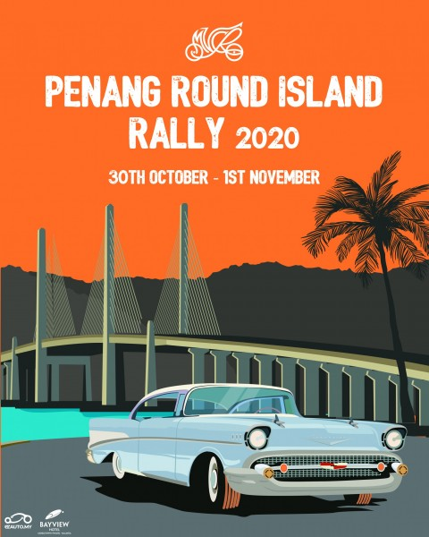 Penang Round Island Rally – Its on again!
