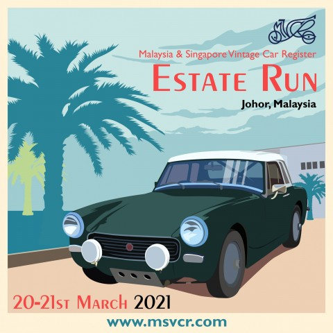 The MSVCR Estate Run – New date is now set!